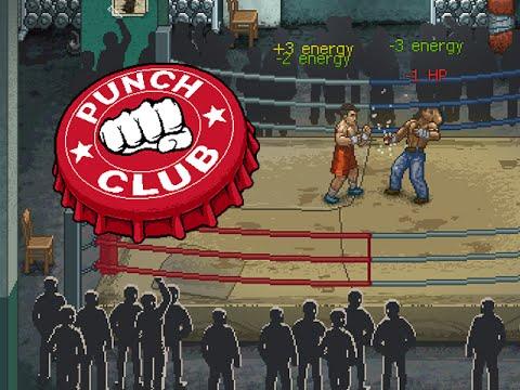 Punch Club [GOG] FULL Torrent İndir