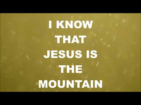 Hide Behind the Mountain Lyric video