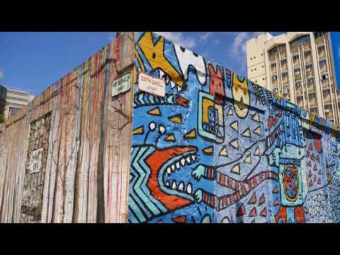 Port Louis murals