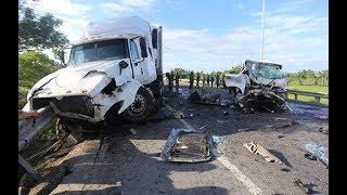 Tai nạn giao thông đặc biệt nghiêm trọng khiến 13 người chết tại Quảng Nam | VTC14