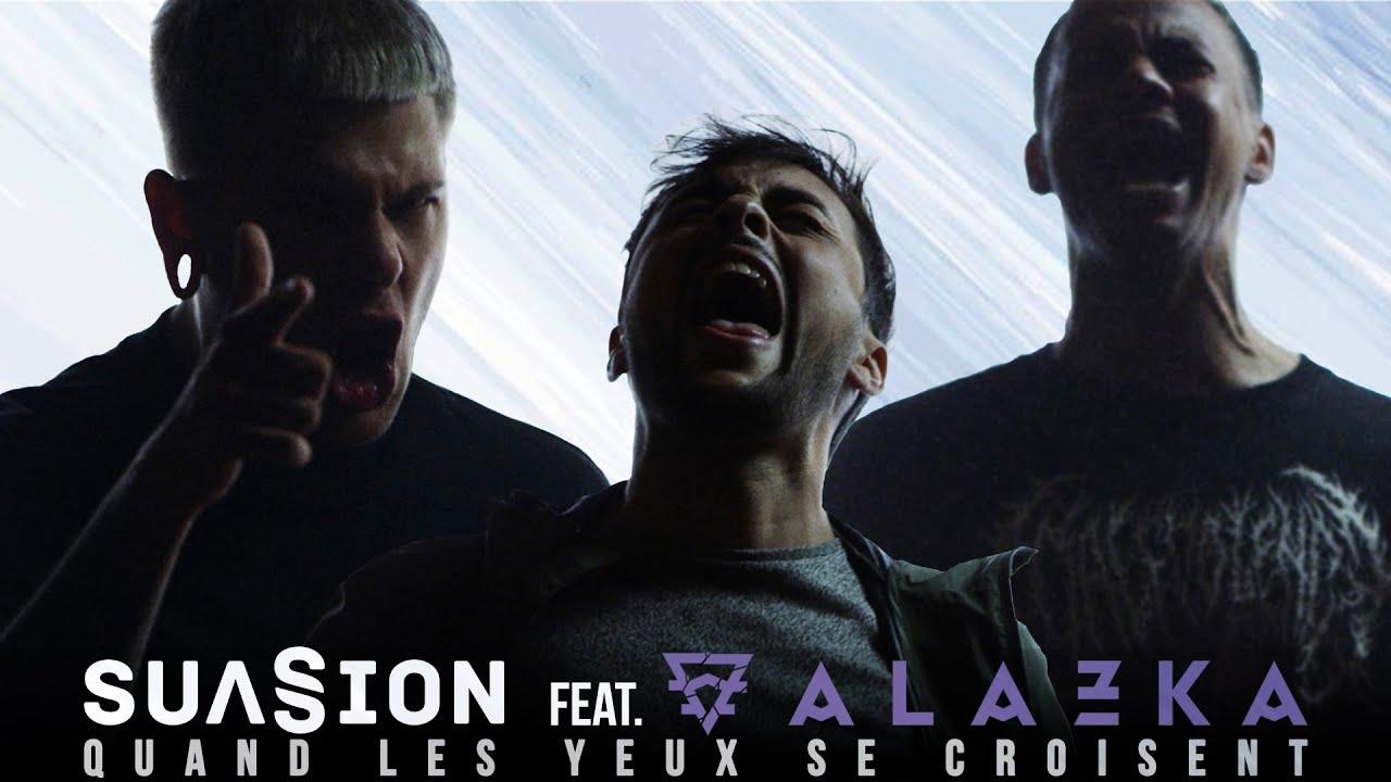 Suasion feat. Tobias Rische (ALAZKA) & Kassim Auale - Quand Les Yeux Se Croisent (Music Video)