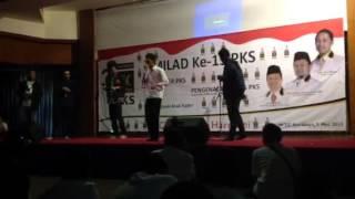 Surabaya beatbox @milad PKS