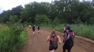 Terrain Racing [Mud Run] 2017 (A Hill and Slippery Mud)