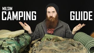 Milsim Camping Guide! - Airsoft GI