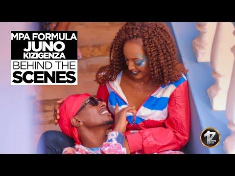 Juno Kizigenza - Mpa formula (Behind The Scenes Part 1) - Kamanda Promesse