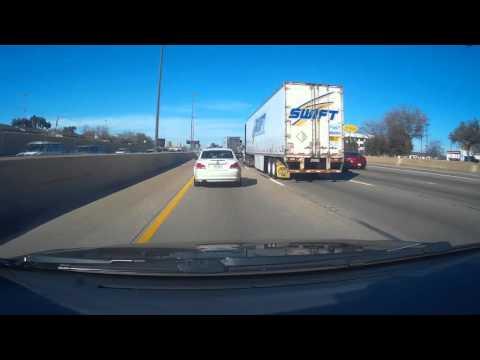 Crazy U Haul Driver (Dallas, TX)