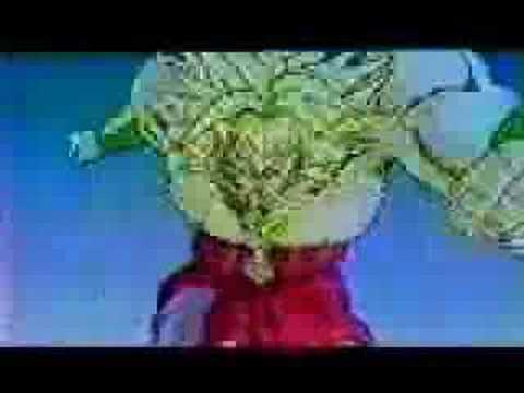 DBZ AMV -  SlipKnoT & KoЯn - Queen of the Damned