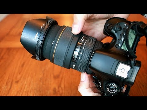 Sigma 24-70mm f/2.8 EX DG Macro lens review with samples (Full-frame & APS-C)