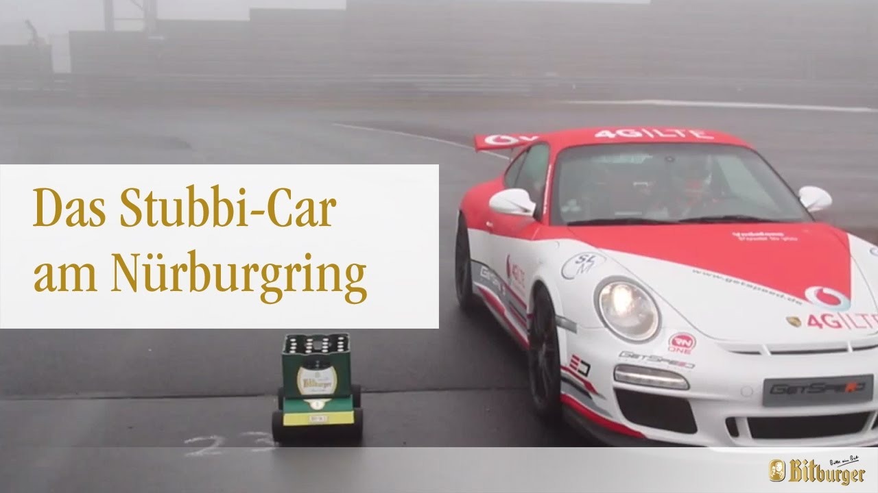 Das Stubbi Car Am Nürburgring