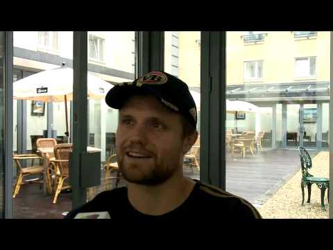 Dirk Nannes on Holland's interesting pre-match routine