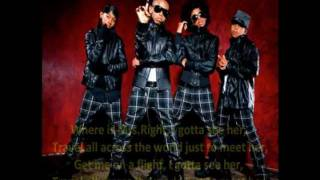 Mindless Behavior - Mrs Right ft Diggy Simmons WITH LYRICS
