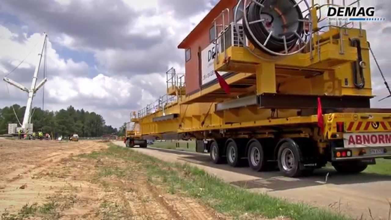 Demag Terex Cranes Desluding Bridges For Rand Water 20 Ton Wiring Diagram
