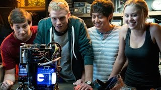 PROJECT ALMANAC Trailer and Interview with Dir. Dean Israelite