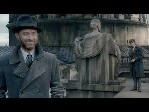 Animales fantásticos: los crímenes de Grindelwald, llega con su primer tráiler