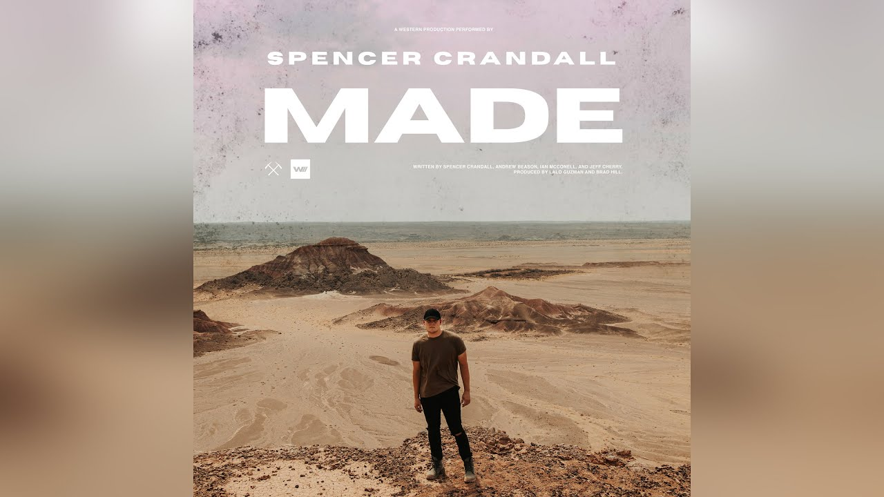 Download Spencer Crandall - Made (Official Audio)