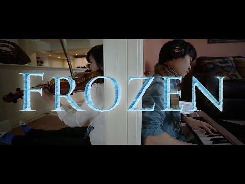 Disney's Frozen Medley (Violin/Viola/Piano) - Cover by Albert and Tiffany Chang