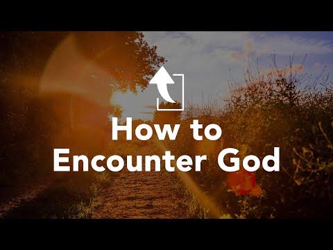 How to Encounter God - Bruce Downes The Catholic Guy