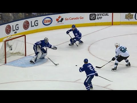 Andersen gives Tierney a gift with brutal giveaway for goal