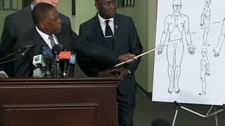 Autopsy shows Stephon Clark was shot in the back