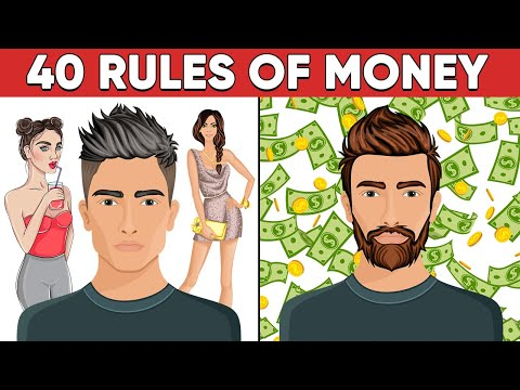 The 40 RULES of MONEY