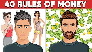 The 40 RULES oḟ MONEY
