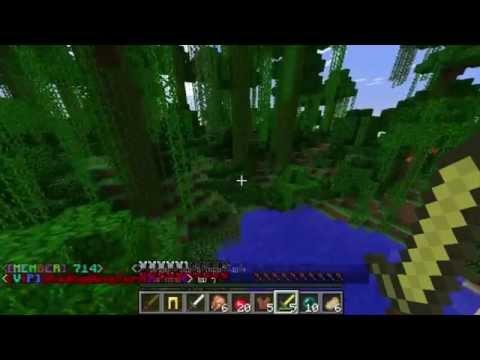 Minecraft server 1.6.2: MC-babymine มินิเกมส์ (ใครจะอยู่รอดเป็นคนสุดท้าย)