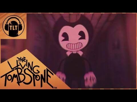 Bendy and the Ink Machine Remix and Lyric  The Living Tombstone ft DAGames & Kyle Allen