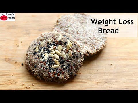 bread---how-to-make-vegan,-low-carb-keto-bread-for-weight-loss---gluten-free-bread-|-skinny-recipes