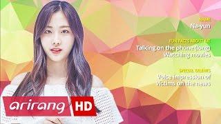 Pops in Seoul _ MOMOLAND(모모랜드) _ Na-yun(나윤) _ Profile