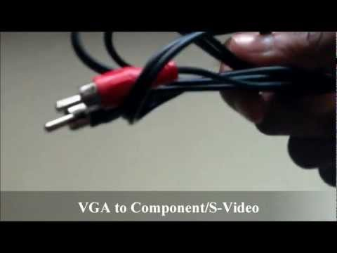 REVIEW: VGA to composite & S-Video