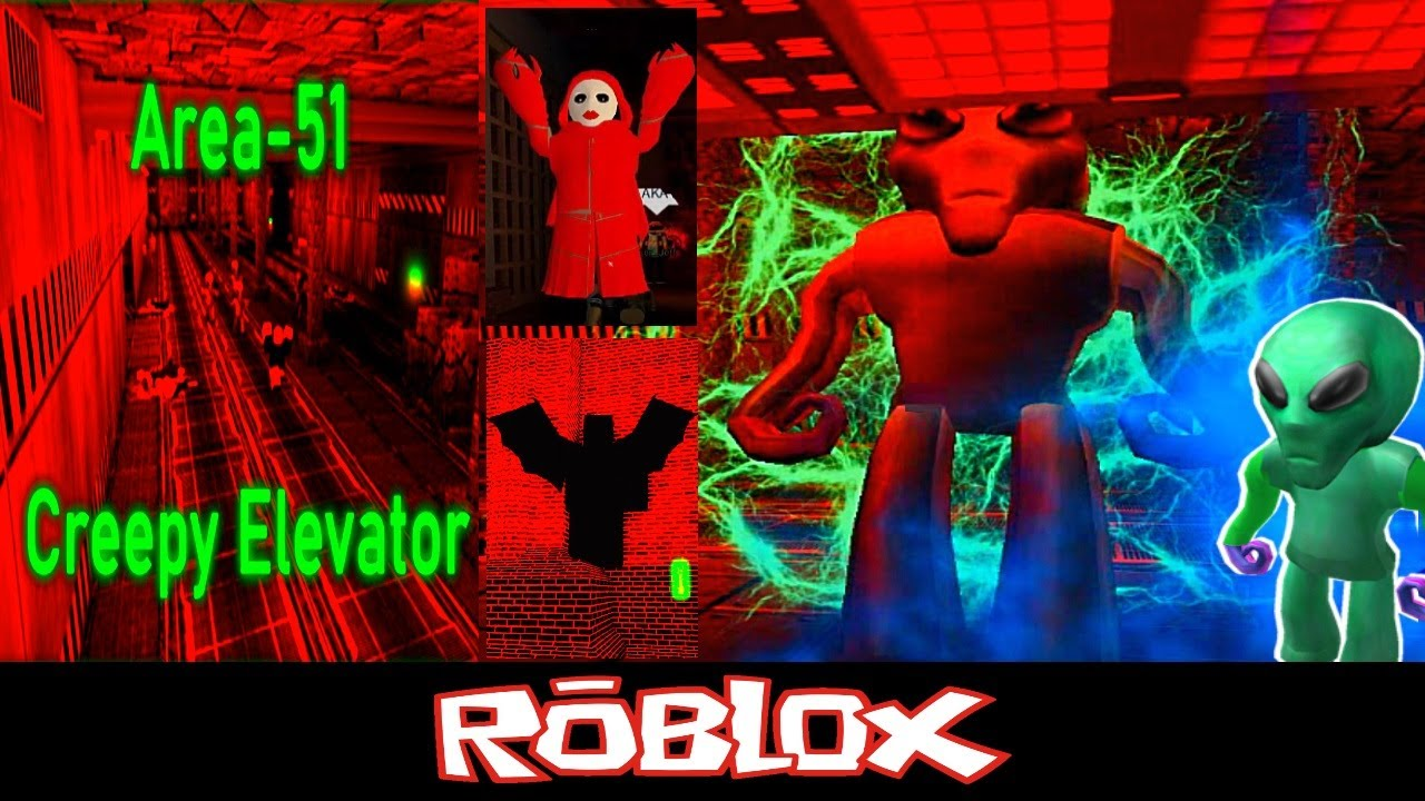 Satan Cape Roblox - Area 51 Creepy Elevator By Luaaad Roblox Youtube
