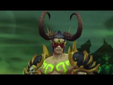 LEGION - Ipovedenti nel mondo di Warcraft