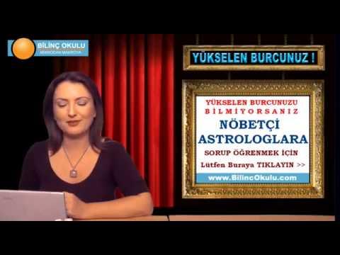 KOÇ Burcu Astroloji Yorumu  13 Ekim 2013  Astrolog DEMET BALTACI   astroloji, astrology