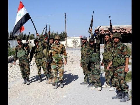 13_11_2013 ~ Syria News (EN) ~  Syrian Army in full control of Hijjeira, Damascus Countryside