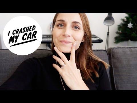 I crashed my car // Weekend VLOG // Emma Hogg thumbnail
