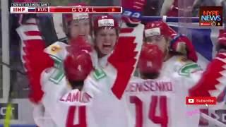 хоккей Канада - Россия Молодежный чемпионат мира 2015