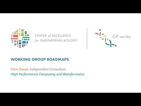 Working Group Roadmaps | High Performance Computing and Bioinformatics