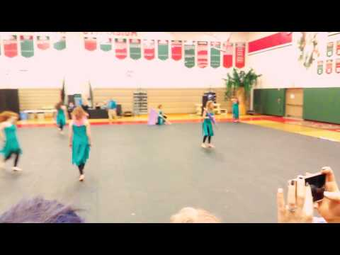 Jamestown NY | WINTERGUARD HOMESHOW | MY SISTER!!!