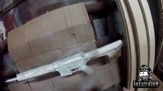 Как покрасить оружие в камуфляж Kryptek Nomad
