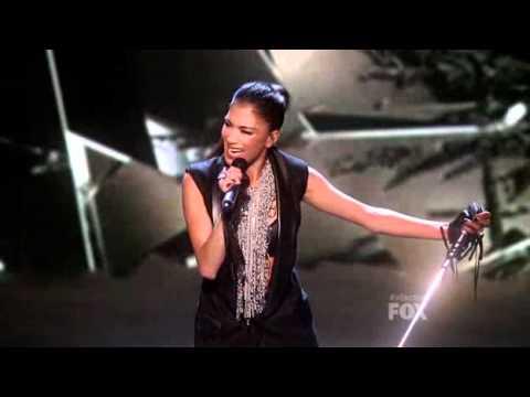 Nicole Scherzinger - Pretty (The X Factor USA - 15th December 2011)