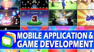 Mobile Games, AR and App Development Course Bundle