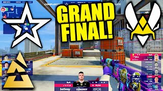 EPIC GRAND FINAL!! CompĮexity VS Vitality - BLAST Premier BEST MOMENTS - CSGO Highlights