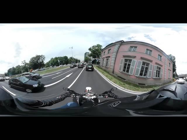 KTM durch Düsseldorf