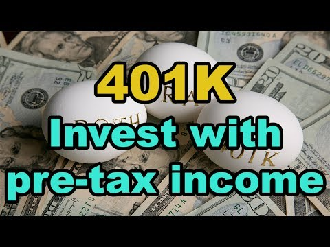 One of the BEST way to save on taxes: What is a 401k