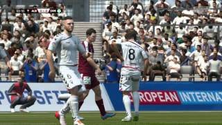 FIFA 16 Second Division Manager Mode!! E.1