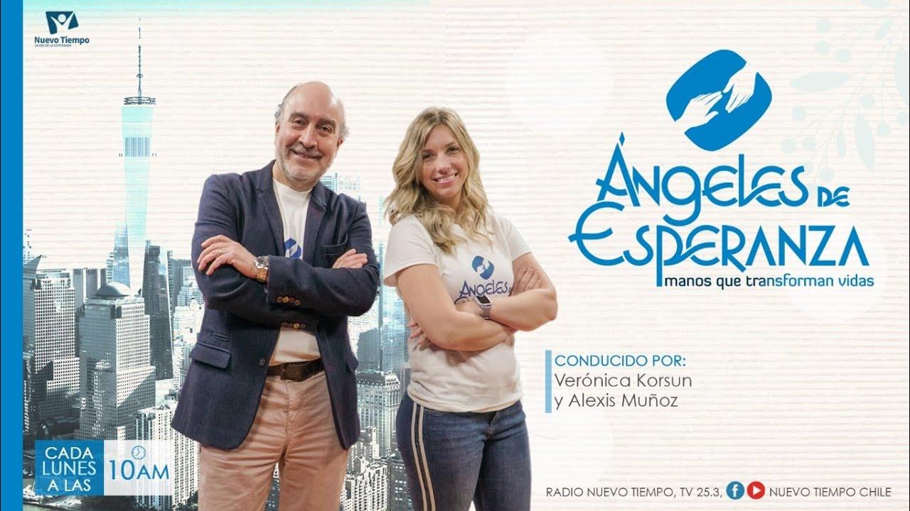 """""""UN DIOS REAL"""" - Ángeles de Esperanza -  Radio Nuevo Tiempo Chile 25 Oct 2021"""