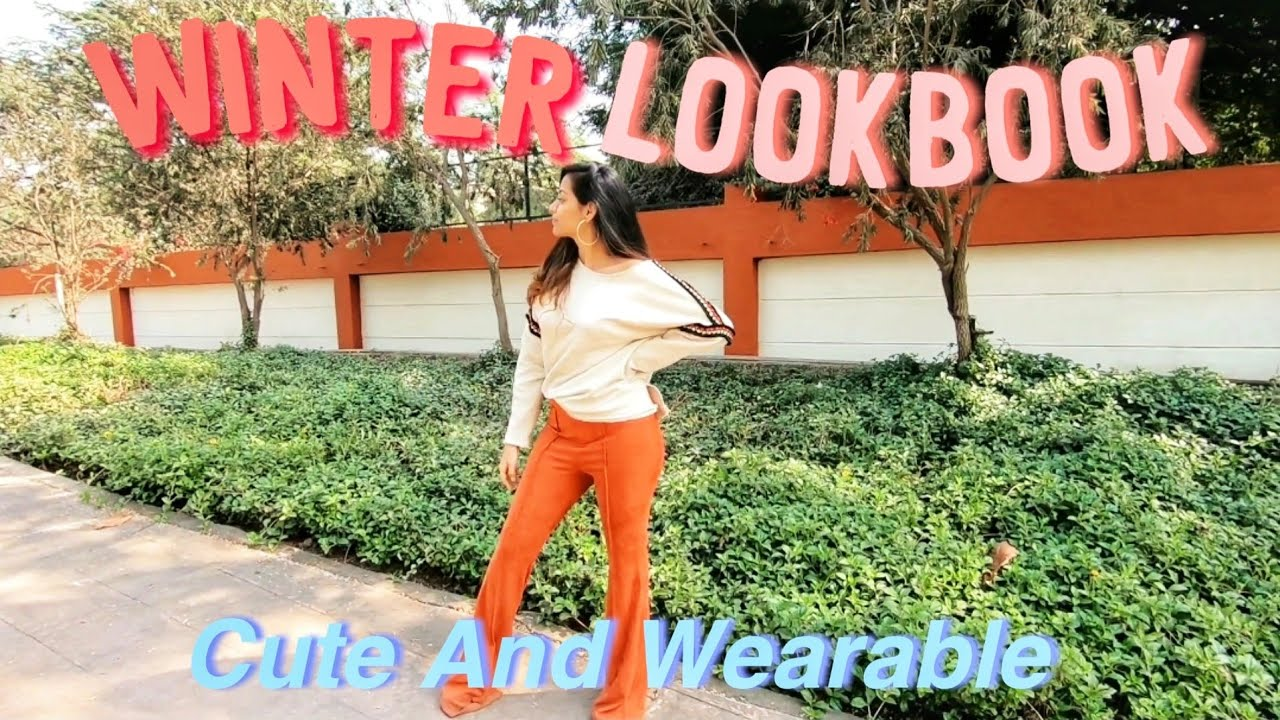 Winter Lookbook ft. SheIn SejalXSBL Sarojini Nagar | Cozy & Wearable outfits 7