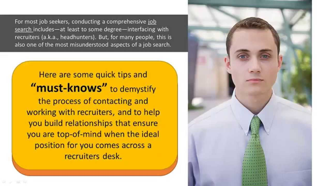 how to work recruiters insider secrets that job hunters how to work recruiters insider secrets that job hunters must know