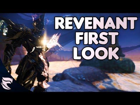 Warframe: Revenant First Impressions