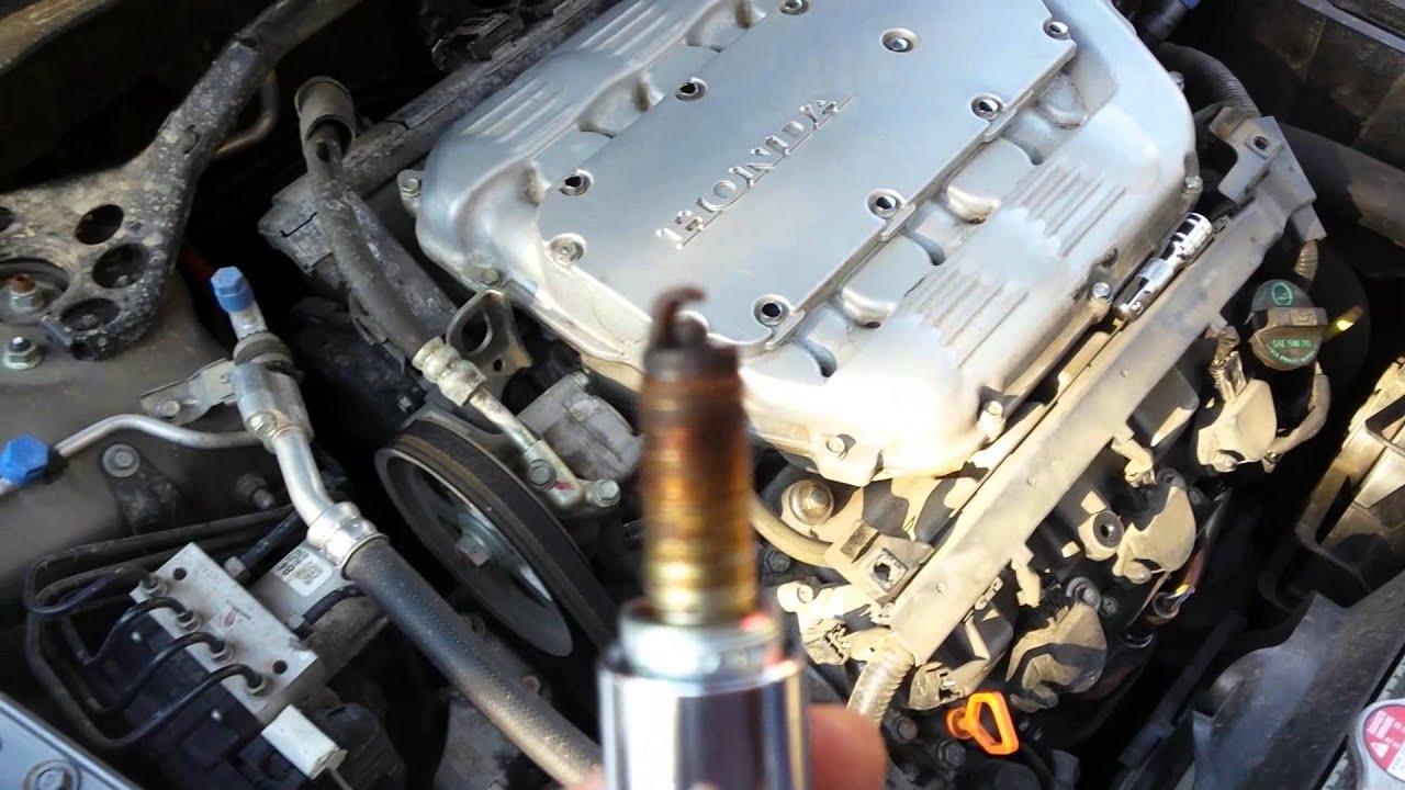 Honda Accord Running bad - P0303 error code - Change that ...